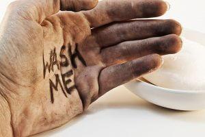Очищающие средства для кожи рук