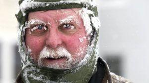 Защитное средство от мороза и ветра