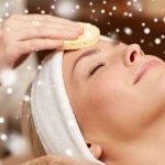 Восстановление кожи после зимних холодов