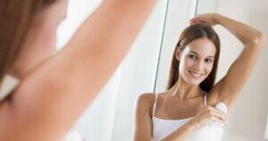 Лучшие средства от пота и запаха